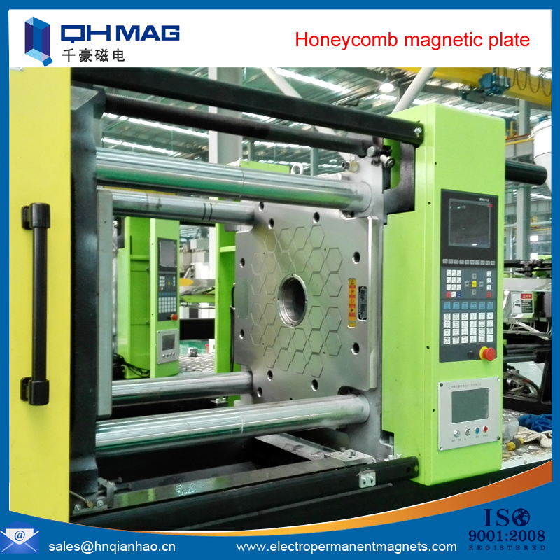 320ton 1400ton Magnetic Plate for YIZUMI Injection Molding Machine