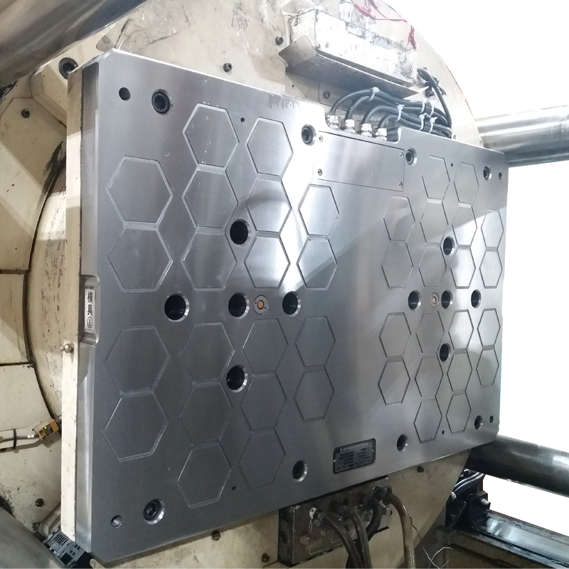 QMC System 230 Ton magnetic plate for 230T SUMITOMO Double color IMM