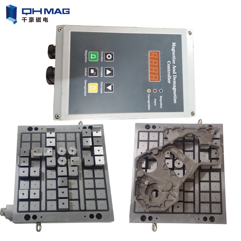 Magnetic chuck for milling machine,grinding machine,lathe machine