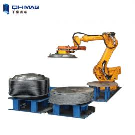 Magnets for Industrial Automation, Industrial Manipulators and Material Handling
