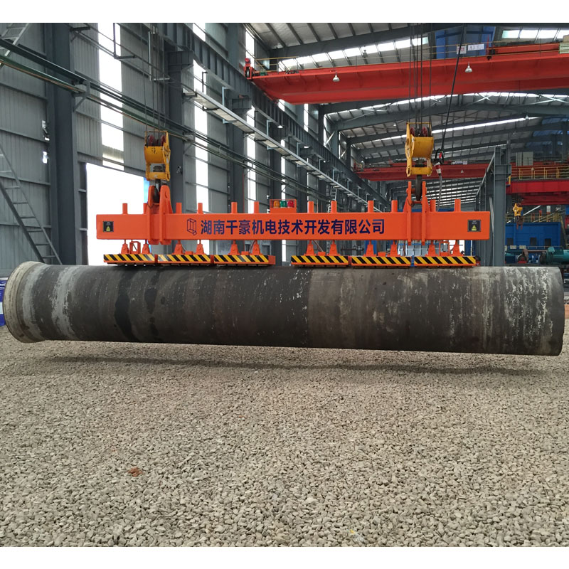 Magnetic Lifting Handling Equipment For Handling Huge Cast
